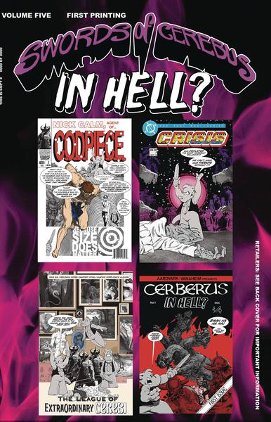 SWORDS OF CEREBUS IN HELL TP 05