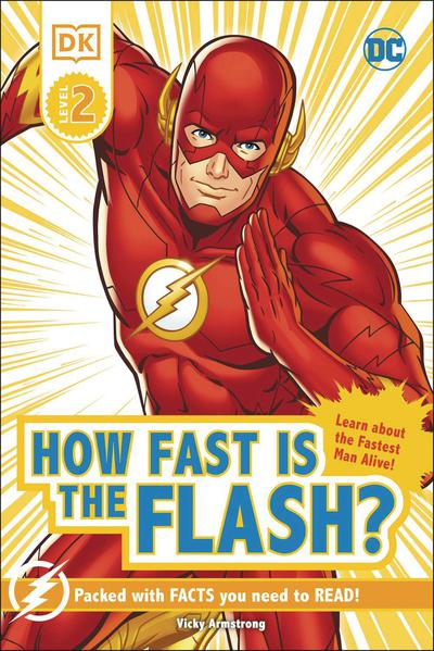 HOW FAST IS FLASH LEVEL 2 READER
