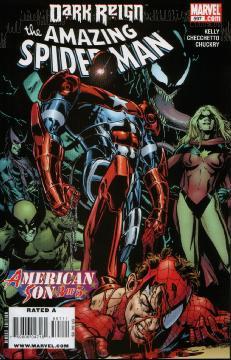 AMAZING SPIDER-MAN II (1-700)