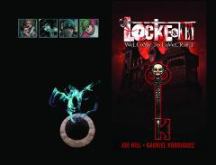 LOCKE & KEY TP 01 WELCOME TO LOVECRAFT