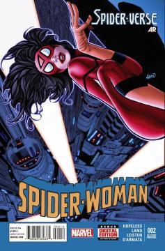SPIDER-WOMAN IV (1-10)