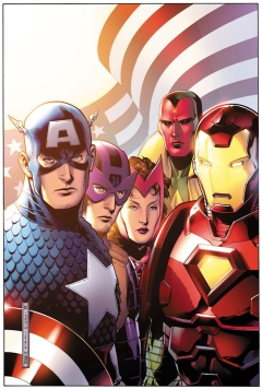 Time Runs Out - Secret Wars Prelude
