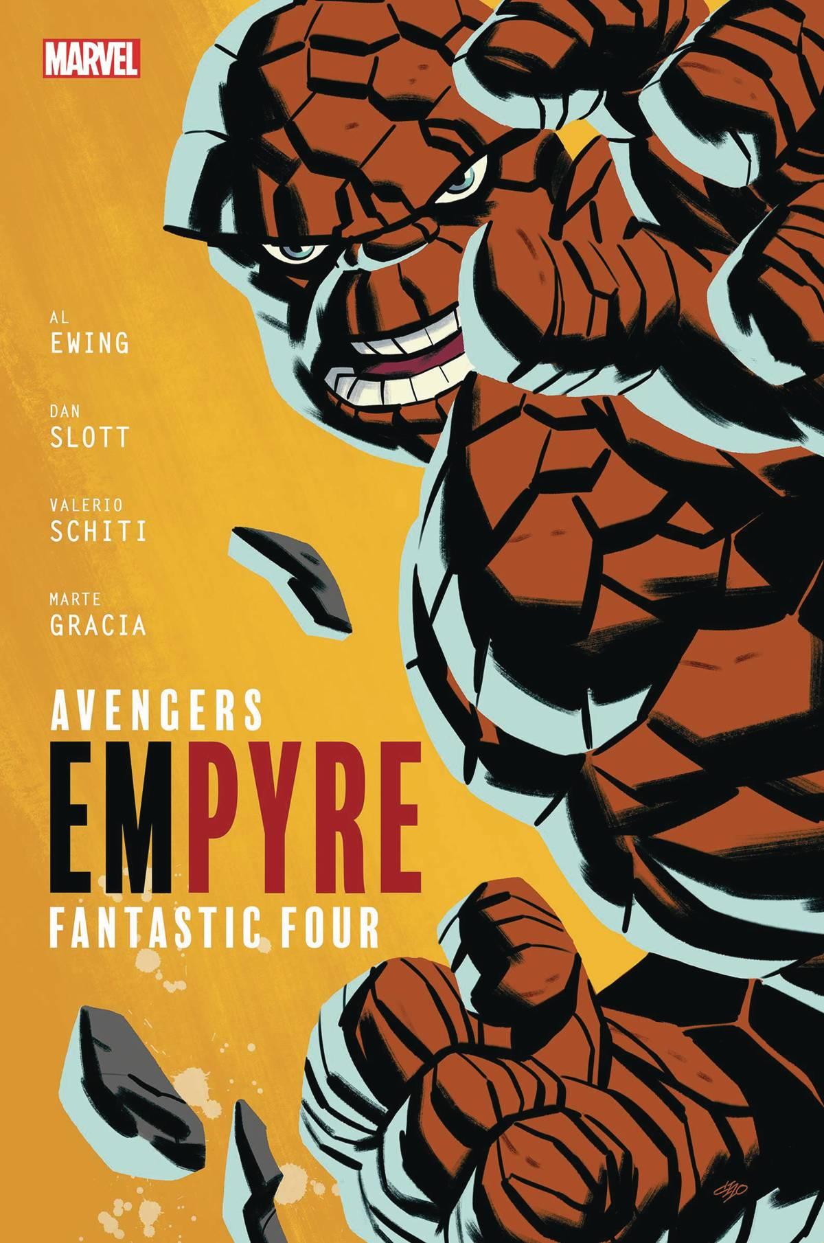 EMPYRE - #1 Cho-c