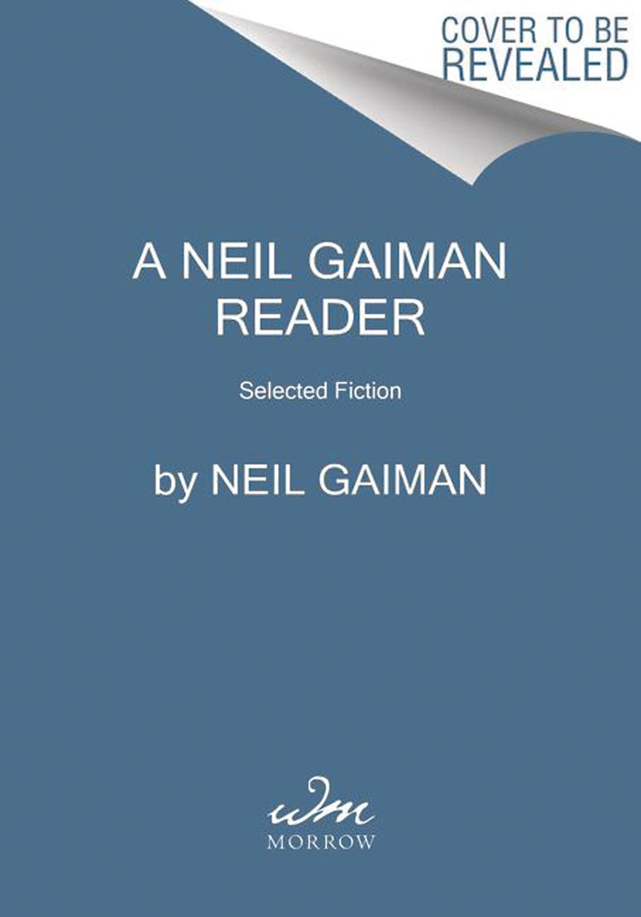NEIL GAIMAN READER HC
