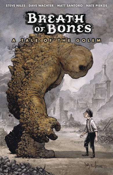 BREATH OF BONES A TALE OF GOLEM TP