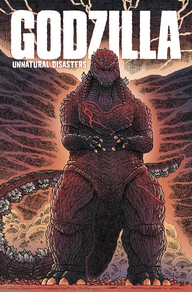 GODZILLA UNNATURAL DISASTERS TP