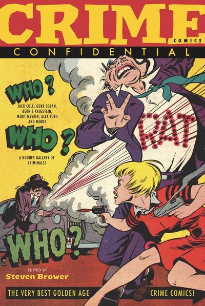 CRIME COMICS CONFIDENTIAL TP