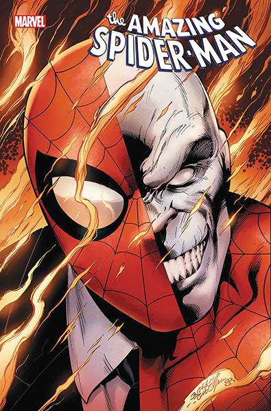 DF AMAZING SPIDERMAN #67 SPENCER SGN