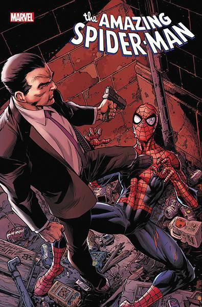 DF AMAZING SPIDERMAN #68 SPENCER SGN