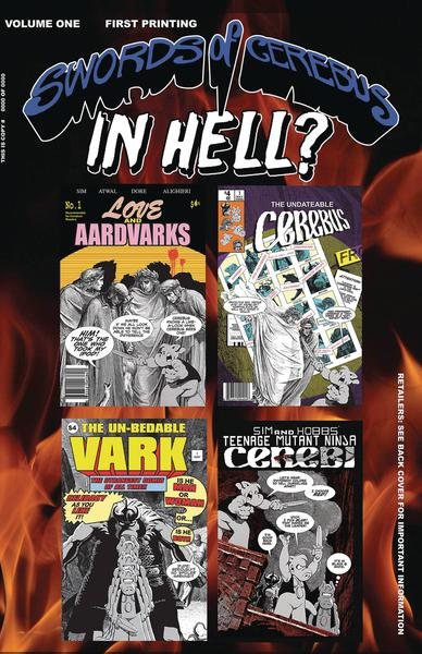 SWORDS OF CEREBUS IN HELL TP 04