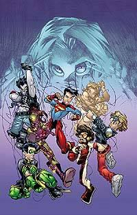 YOUNG JUSTICE (1-55, 1000000)