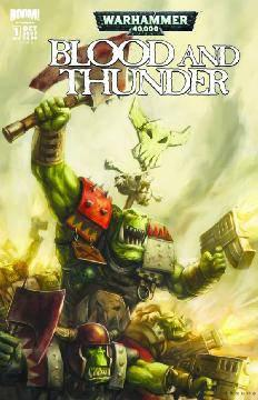 WARHAMMER 40K BLOOD & THUNDER