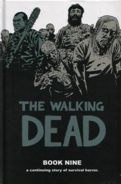 WALKING DEAD HC 09