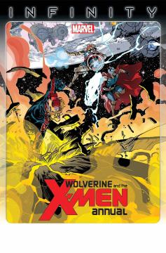 WOLVERINE AND X-MEN ANNUAL