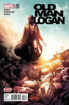 OLD MAN LOGAN I (1-5)