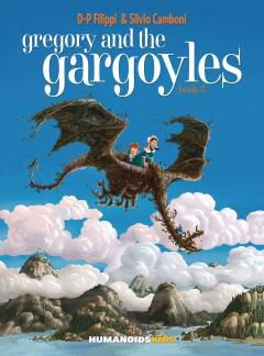 GREGORY AND THE GARGOYLES HC 03