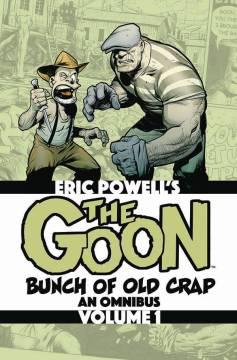 GOON BUNCH OF OLD CRAP TP 01