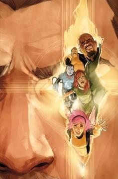AGE OF X-MAN OMEGA