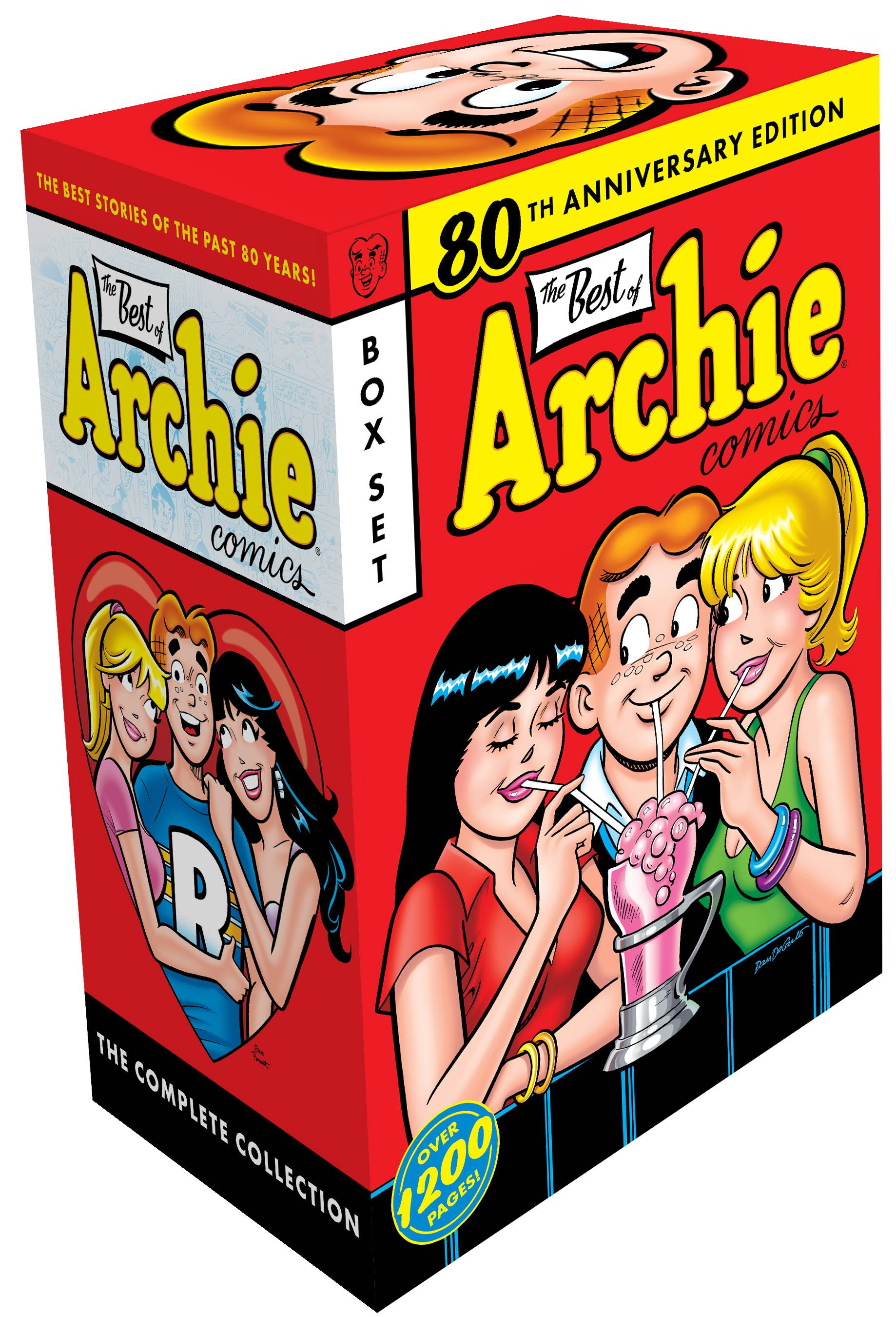 BEST OF ARCHIE TP 01 BOXED SET