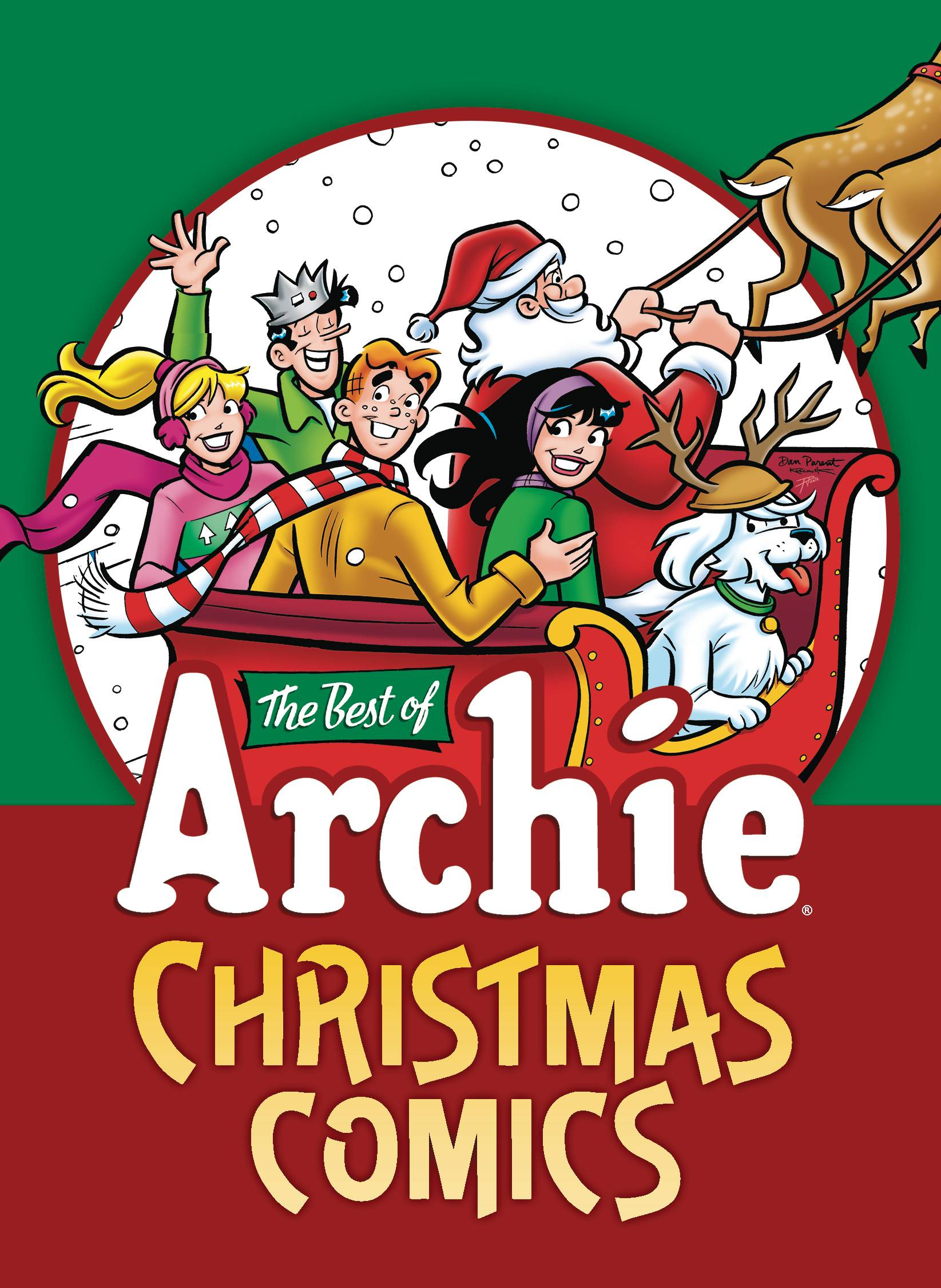 BEST OF ARCHIE CHRISTMAS CLASSICS TP