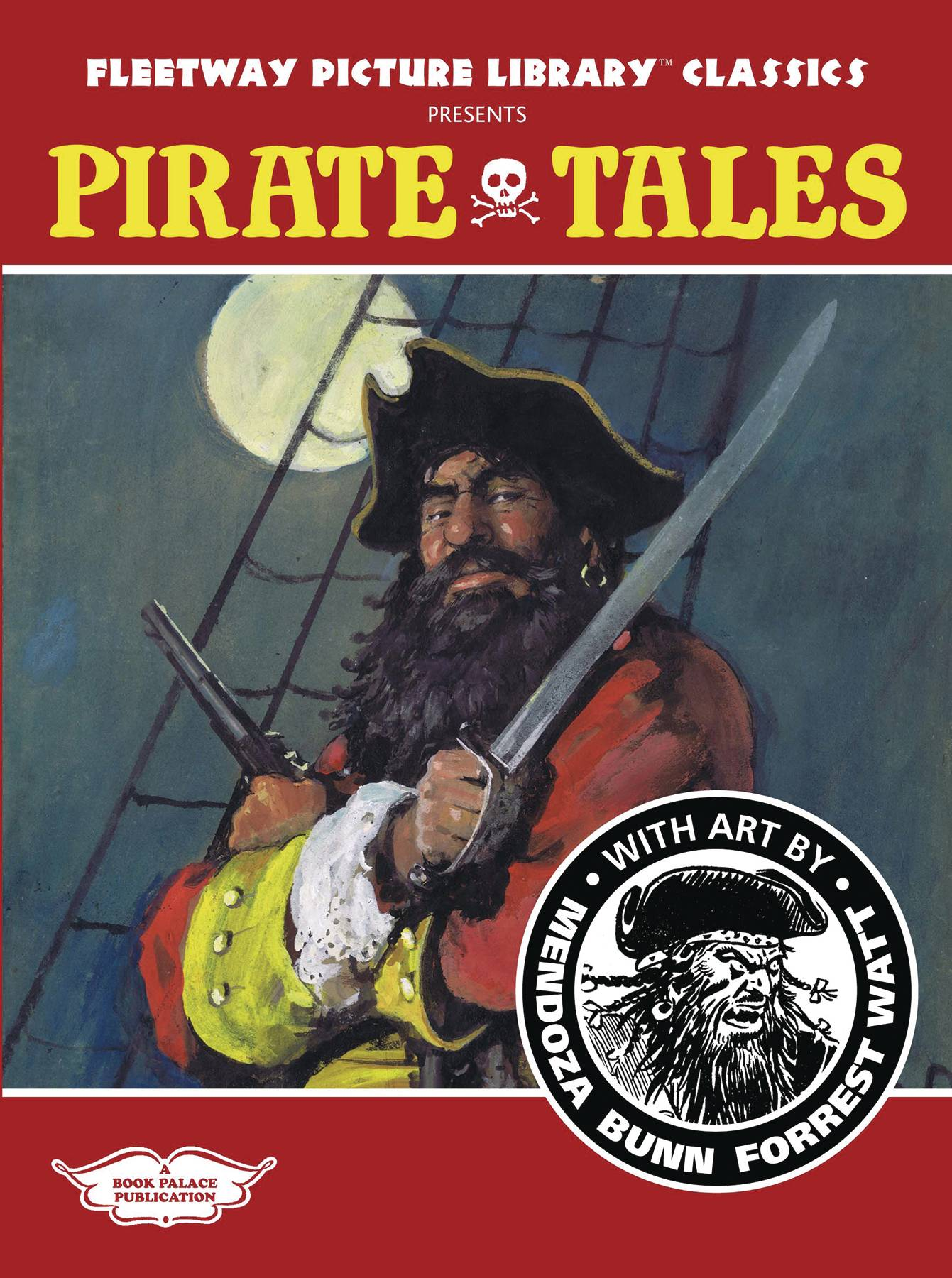 FLEETWAY PICTURE LIBRARY TP PIRATE TALES
