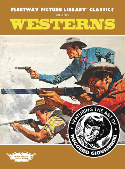 FLEETWAY PICTURE LIBRARY TP WESTERNS
