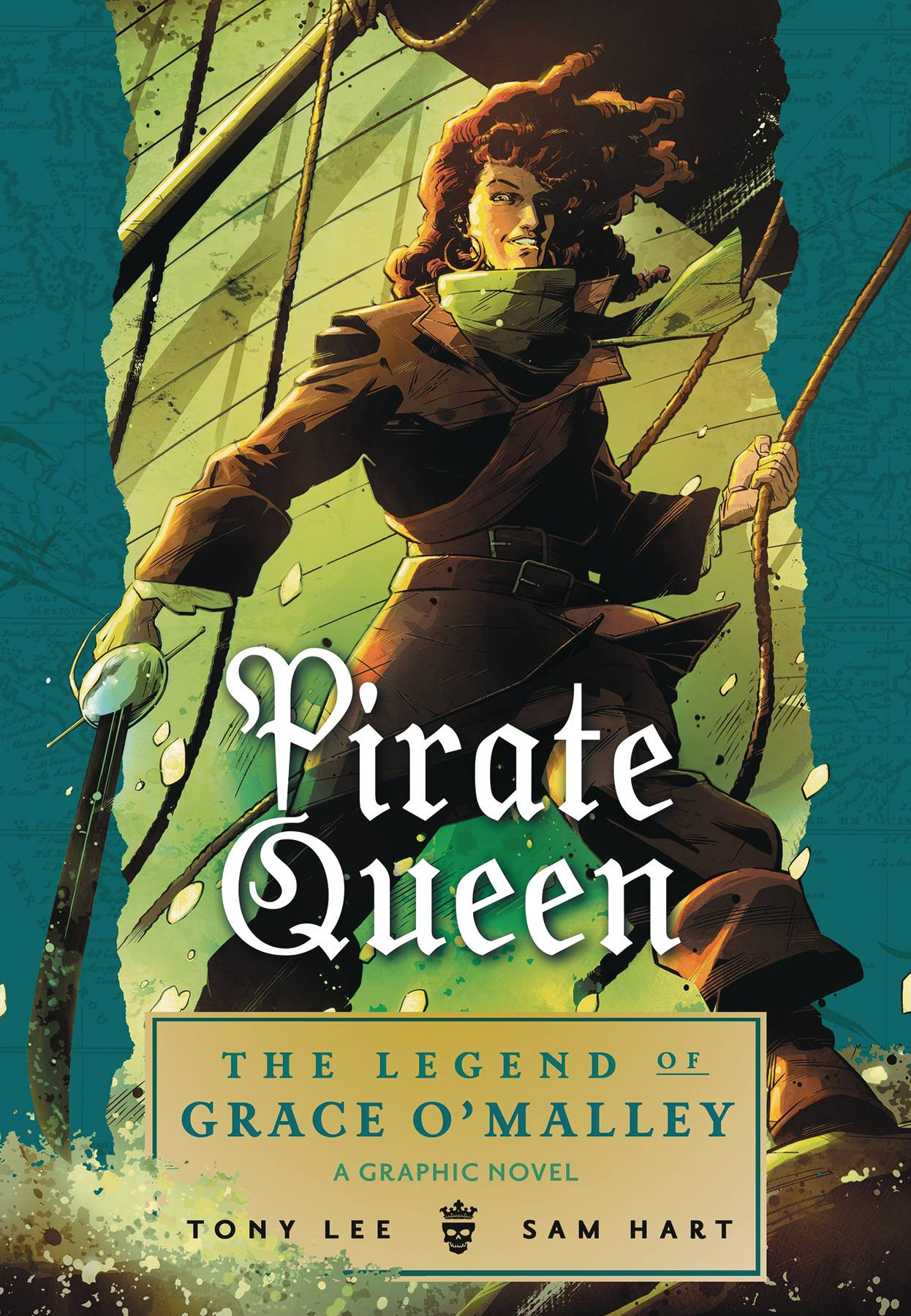 PIRATE QUEEN LEGEND OF GRACE O MALLEY TP