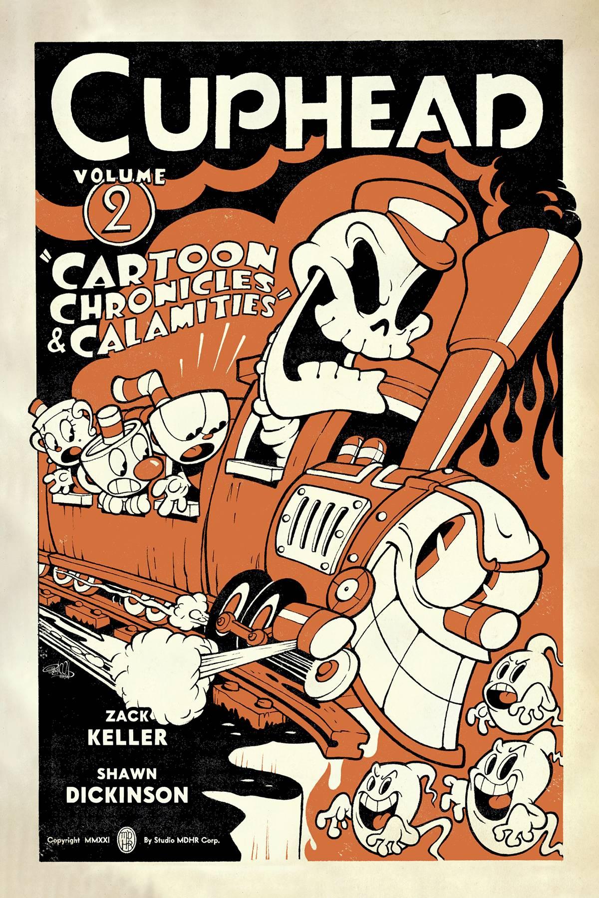 CUPHEAD TP 02 CARTOON CHRONICLES & CALAMITIES