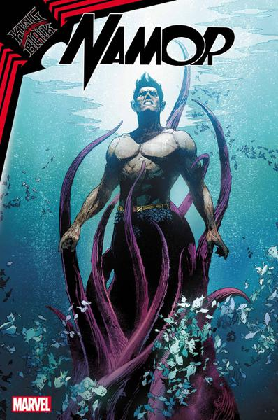 KING IN BLACK NAMOR