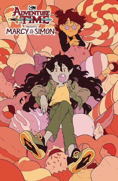 ADVENTURE TIME MARCY & SIMON CONVENTION EXC VAR