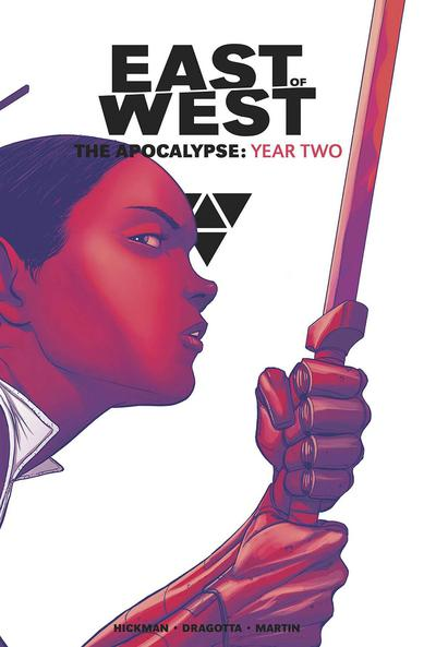 EAST OF WEST HC 02 THE APOCALYPSE YEAR TWO