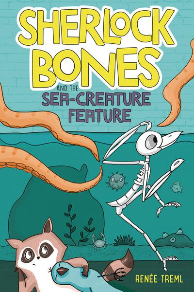 SHERLOCK BONES TP 09 SEA CREATURE FEATURE