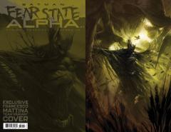 BATMAN FEAR STATE ALPHA ONE-SHOT