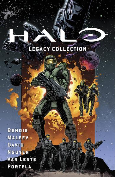 HALO LEGACY COLLECTION TP 01