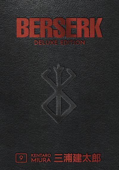 BERSERK DELUXE EDITION HC 09