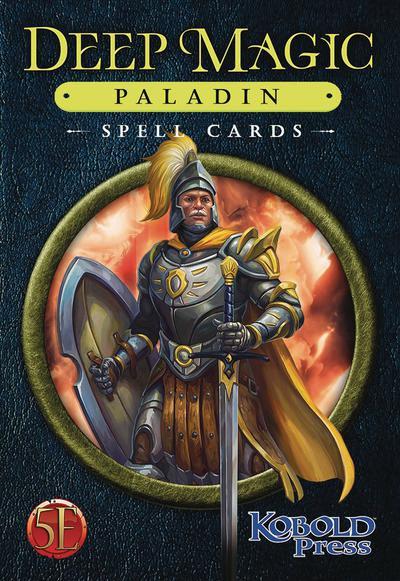 DEEP MAGIC SPELL CARDS PALADIN