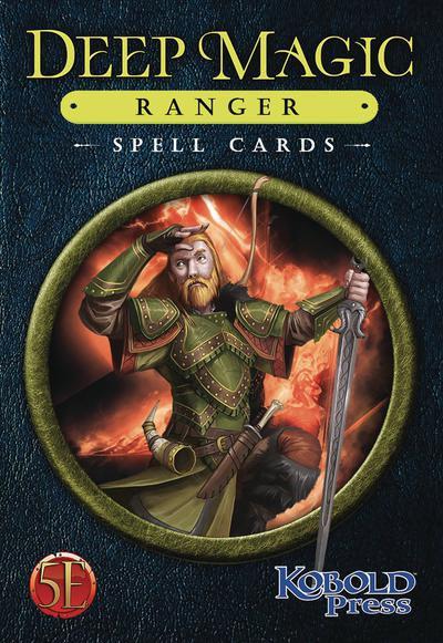 DEEP MAGIC SPELL CARDS RANGER