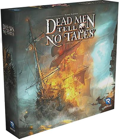 DEAD MEN TELL NO TALES RENEGADE ED BOARD GAME
