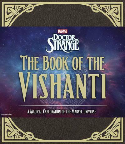 DOCTOR STRANGE BOOK OF THE VISHANTI HC