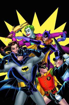 BATMAN 66 TP THE TV STORIES