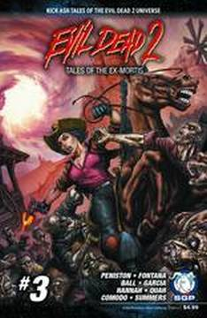 EVIL DEAD 2 TALES OF THE EXMORTIS