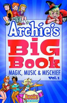 ARCHIES BIG BOOK TP 01 MAGIC MUSIC & MISCHIEF