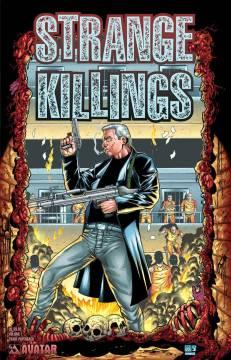WARREN ELLIS STRANGE KILLINGS TP