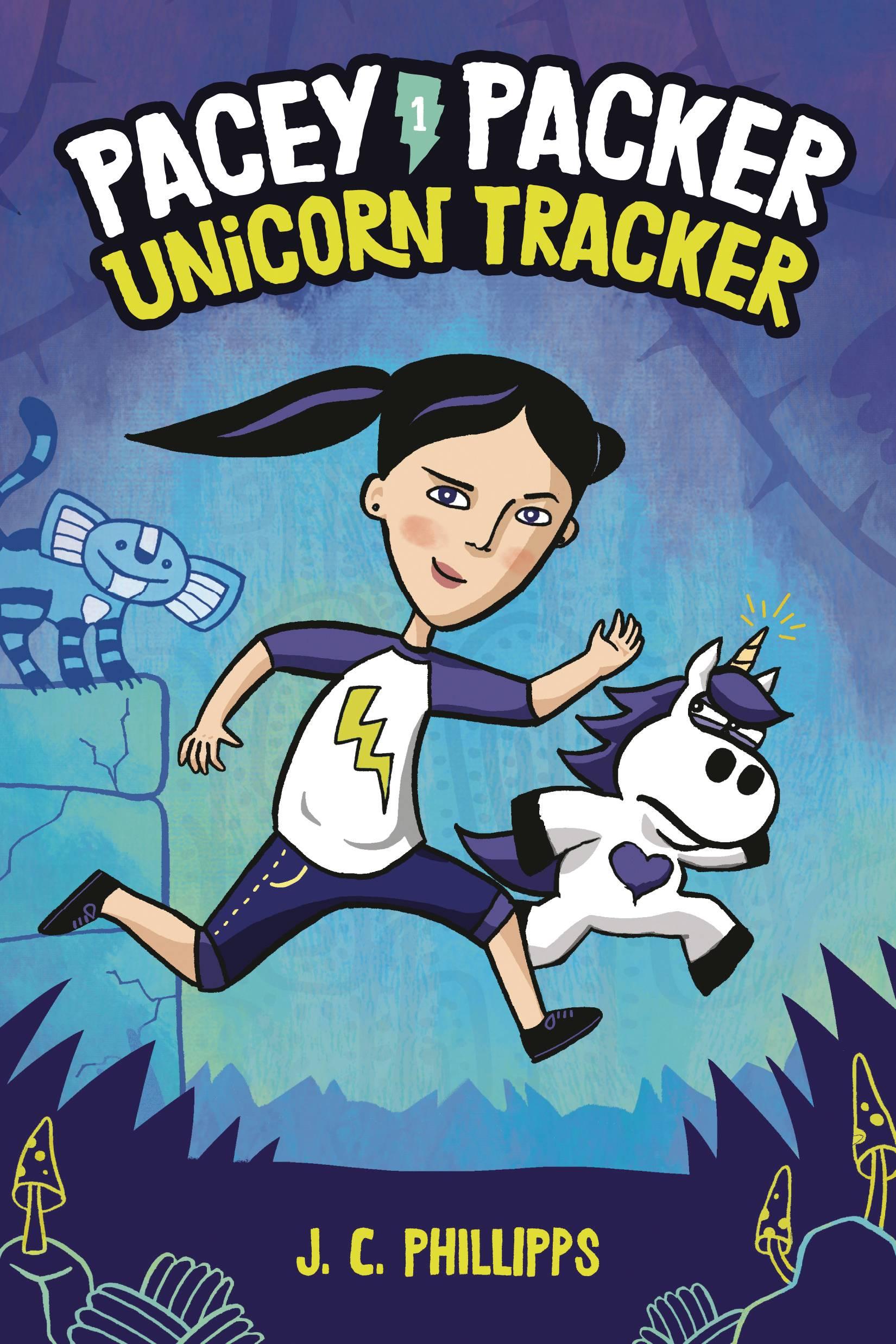 PACEY PACKER UNICORN TRACKER TP 01