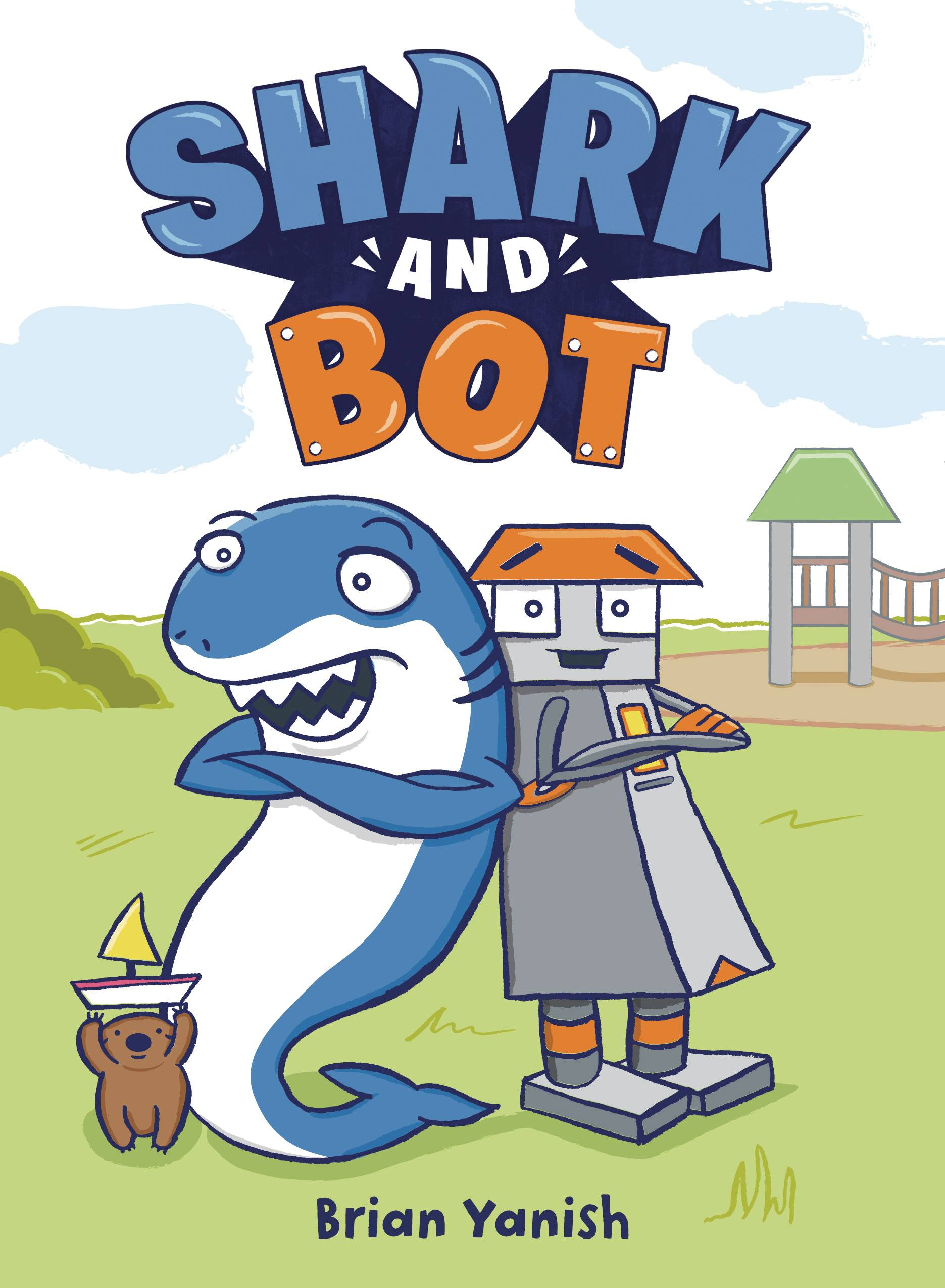 SHARK AND BOT YR TP 01