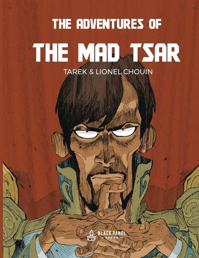 ADVENTURES OF THE MAD TSAR TP