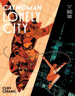 CATWOMAN LONELY CITY