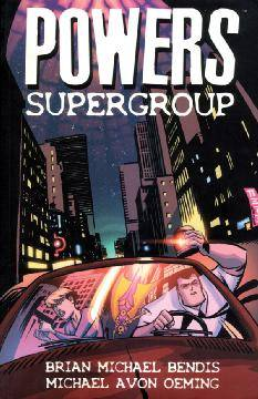 POWERS TP 04 SUPERGROUP