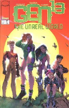 GEN 13 THE UNREAL WORLD