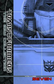 TRANSFORMERS IDW COLLECTION HC 07